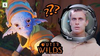 KLAR TIL Å UTFORSKE VERDENSROMMET, PILOT??? Outer Wilds Episode 1