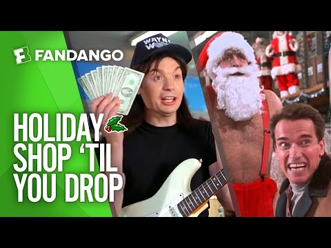 Holiday Shop 'Til You Drop Mashup