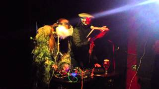 Cementimental & Anzhel Hutopia Live In London 29 Dec 2012