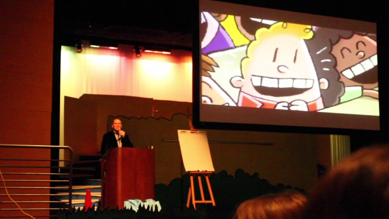 Why 'Captain Underpants' author Dav Pilkey played hard to get with Hollywood