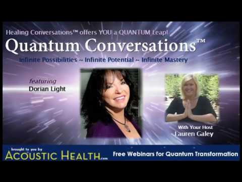 Psychic Energetics & Light Language to Step into Your Power with Dorian Light