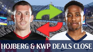 **BREAKING NEWS** HOJBJERG AND KYLE WALKER-PETERS DEALS VERY CLOSE!! [TOTTENHAM UPDATE]
