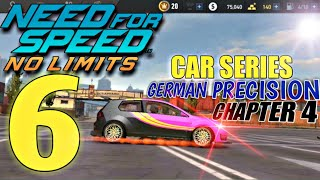 NEED FOR SPEED No Limits - Car Series : German Precision: Chapter 4 | part 6