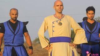 Shapath SuperCops vs SuperVillains LifeOK TV - Ninja MahaEpisode Pt1, with Zachary Coffin