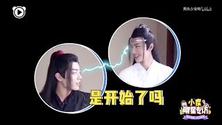 【ENG SUB】Xiao Zhan and Wang Yibo JUST CAN'T STOP FIGHTING || The Untamed 陈情令 - 博君一肖
