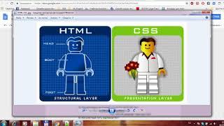{05} Основы HTML . Мой конспект. Общее представление базы.