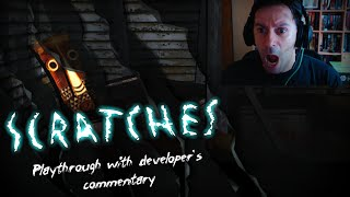 Scratches with Developer