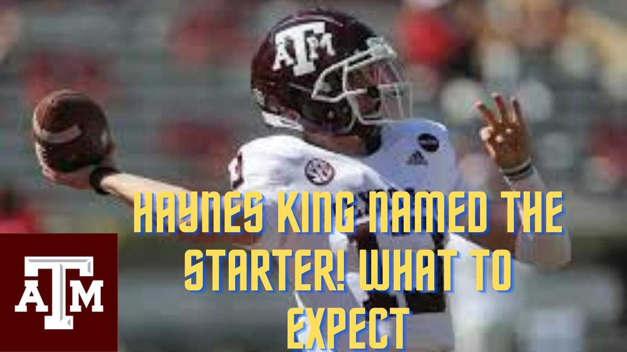 No. 5 Texas A&M loses QB Haynes King to injury, but comes back to ...