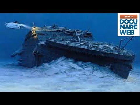 Documentario  Jacques Cousteau - Alla ricerca del ''Britannic'' - La grande avventura del mare