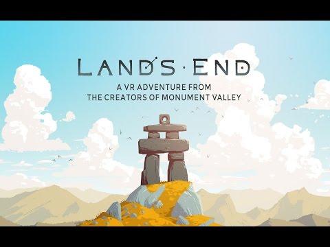 Lands End Gear VR - Gameplay (Rating 9.8)