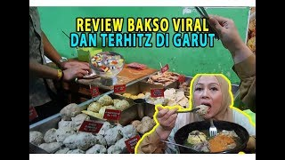 review bakso viral di garut