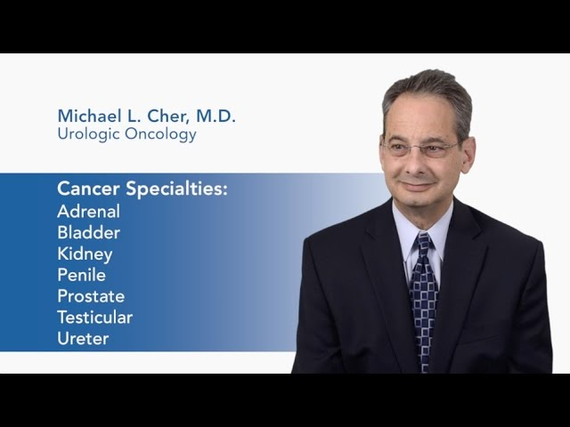 Meet Dr. Michael Cher video thumbnail