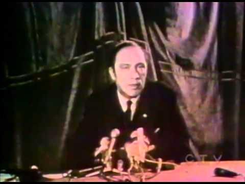 Pierre Trudeau Documentary -Part3