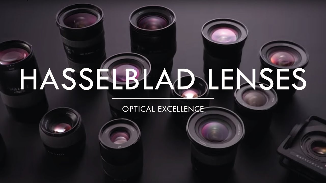 Hasselblad Lenses, Optical Excellence