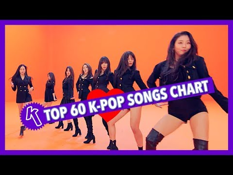 [TOP 60] K-POP SONGS CHART • MARCH 2018 (WEEK ONE)