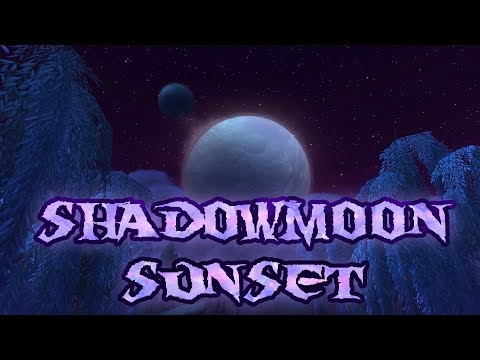 Shadowmoon Sunset (Full Version) - Music of WoW: Warlords of Draenor