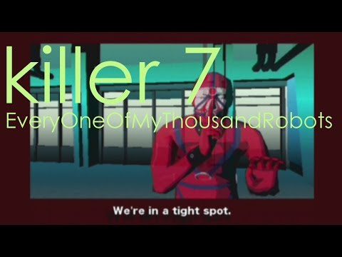 Let's Play: Killer 7 (One-Off) - We're in a tight spot.