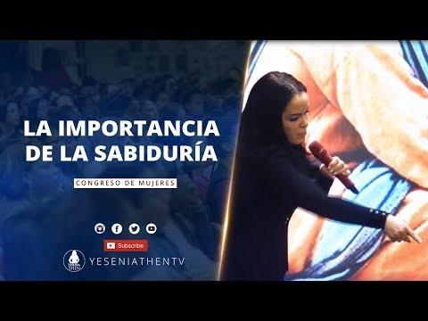 Pastora Yesenia Then - LA IMPORTANCIA DE LA SABIDURÍA
