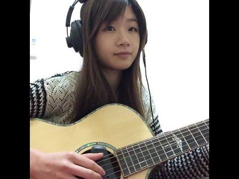 (Sungha Jung)Gravity - MuMu guitar cover-牧-( Standard Tuning )