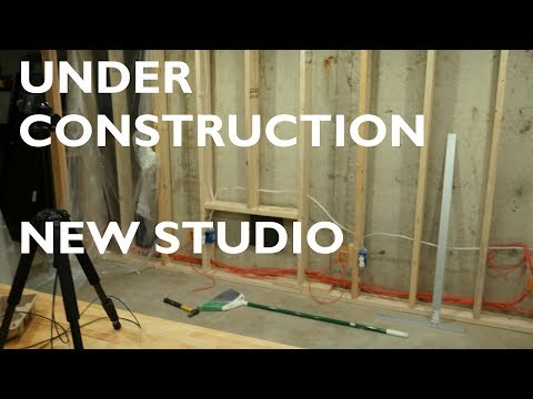 Under Construction | New Studio and Channel Update