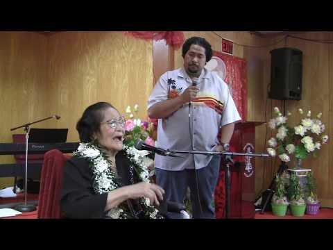 2017 Mother's Day Service ~ Rev. Fo'ufa'u Pahulu