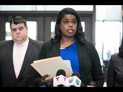 State's Attorney Foxx reads bond proffer in the case of Shomari Legghette | Chicago.SunTimes.com