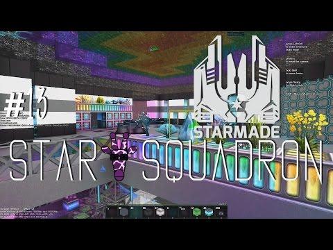 StarMade: StarSquadron #13 Flower Shop