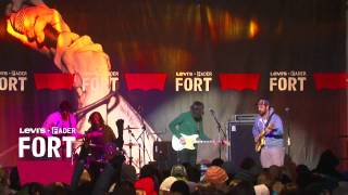"The FADER FORT: Real Estate, ""Suburban Beverage"""