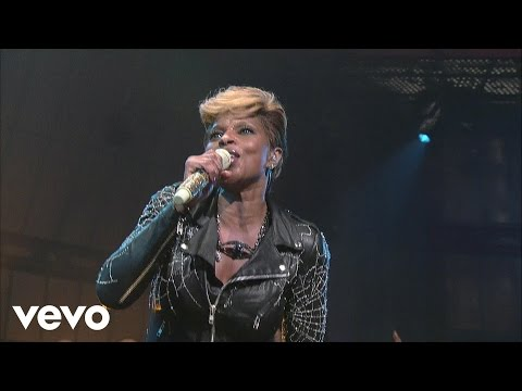 Mary J. Blige - Love No Limit (Live From Letterman)