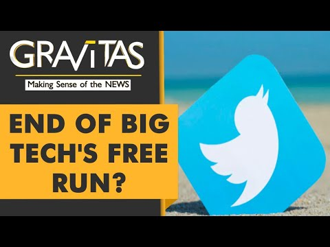 Gravitas: Twitter concerned for its staff in India