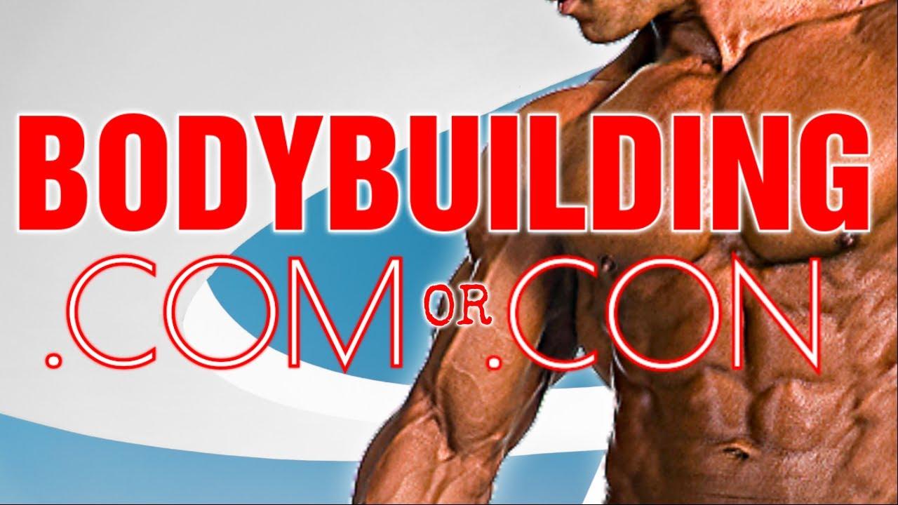 Bodybuilding Dot CON