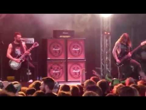Sylosis - Dormant Heart + Servitude - Live @ Download Festival 2015 - 12/06/2015