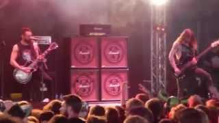 Sylosis - Dormant Heart + Servitude - Live @ Download Festival 2015 - 12/06/2015