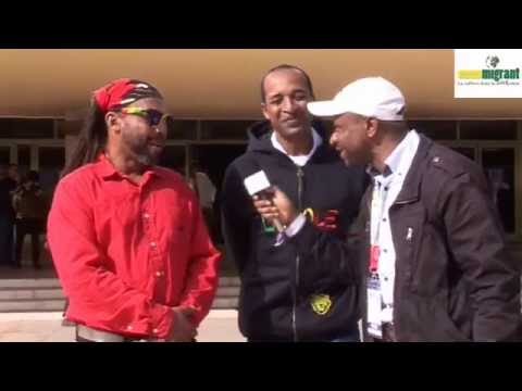 VISA FOR MUSIC 2015: Reportage Planet Migrant/Web Radio/Tv Morocco