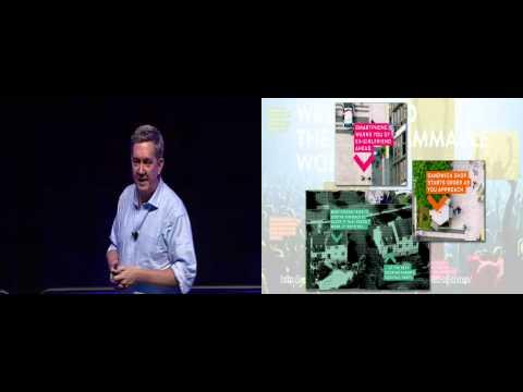 CHI 2014 Scott Jenson Keynote: The Physical Web