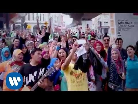 Faizal Tahir - Assalamualaikum [OFFICIAL VIDEO]