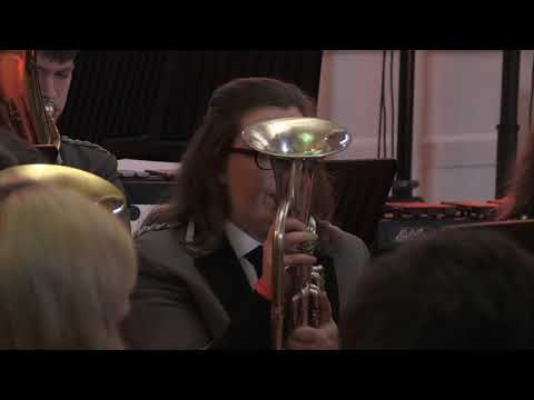 Mid All The Traffic - Keele University Brass Band At UniBrass 2019