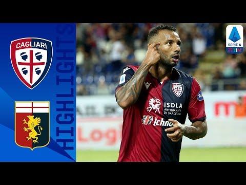 Cagliari 3-1 Genoa | 3 Late Goals See Cagliari Take The Points In Crazy Game | Serie A