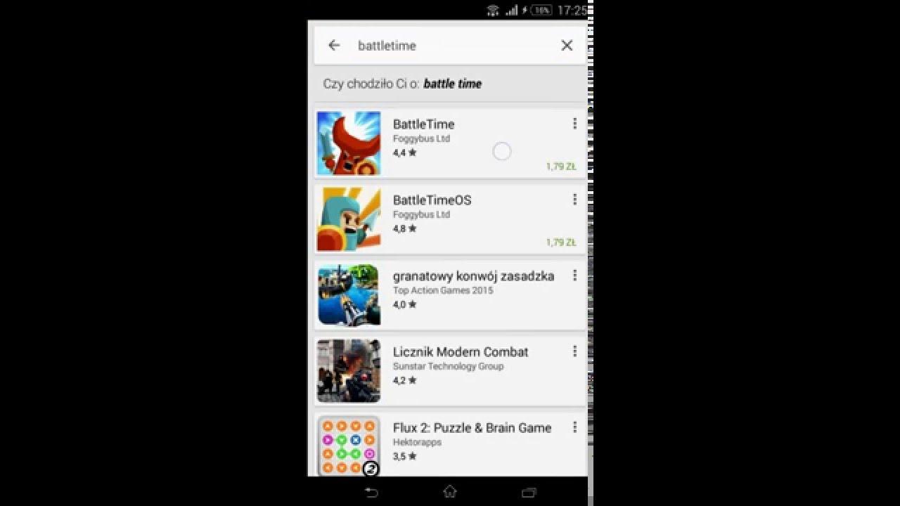 Jak Kupic Aplikacje Lub Gre W Google Play Youtube