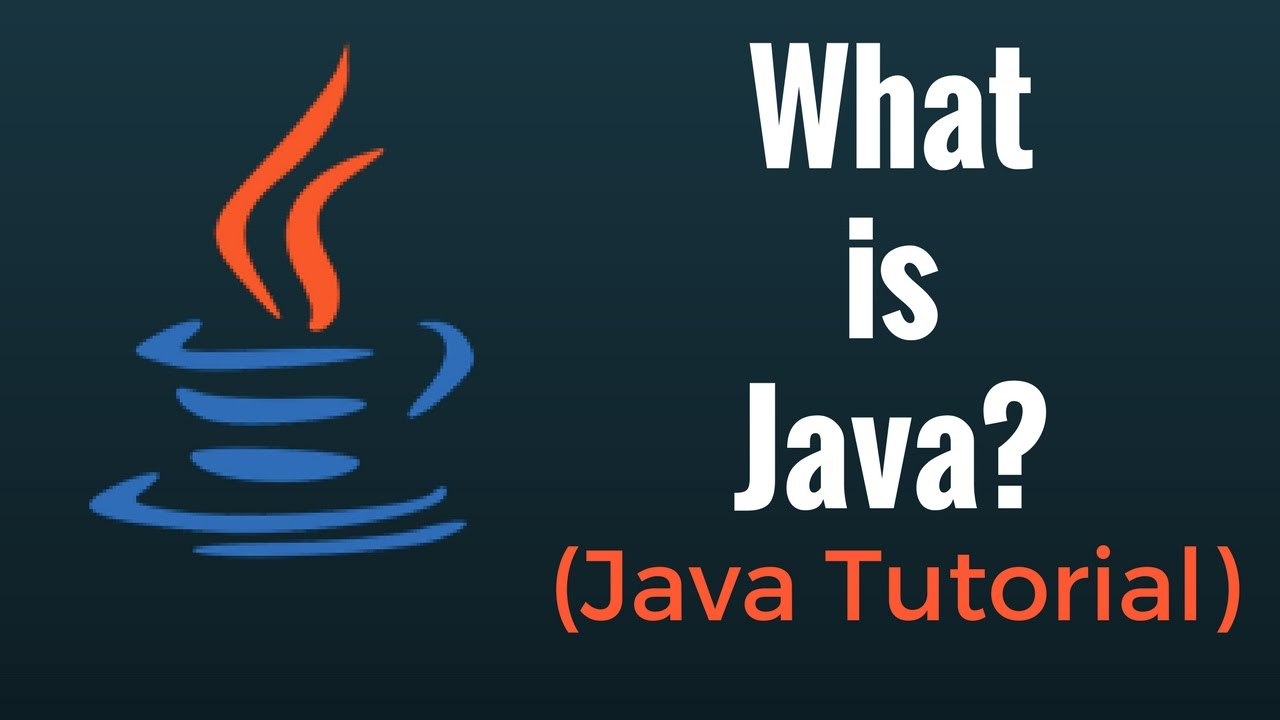 What is Java? - Java Programming Tutorial - YouTube