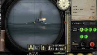 Silent Hunter III gameplay