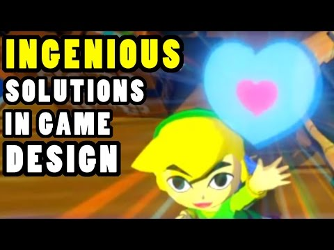Ingenious Solutions in Video Game Design: A Long-form Analysis
