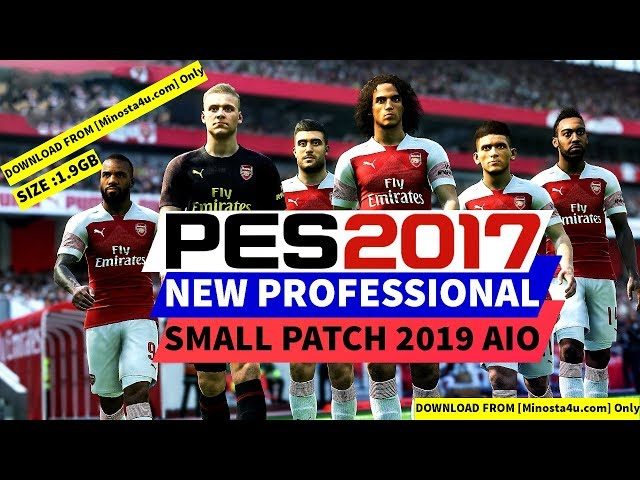 download patch pes 2017 januari 2019