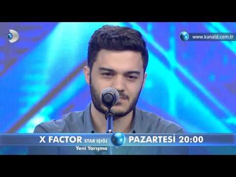 İnciler Olana Kadar X Factor İlyas Yalçıntaş Kanal D süper yorum