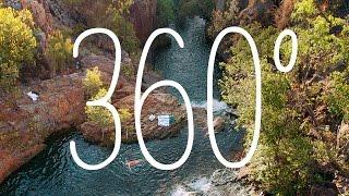 360: Biddlecombe Cascade, Northern Territory