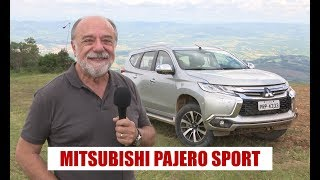 Mitsubishi Pajero Sport 2020 - Primeiras Impressões do Emilio Camanzi