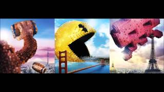 Pixels trailer Soundtrack/Song