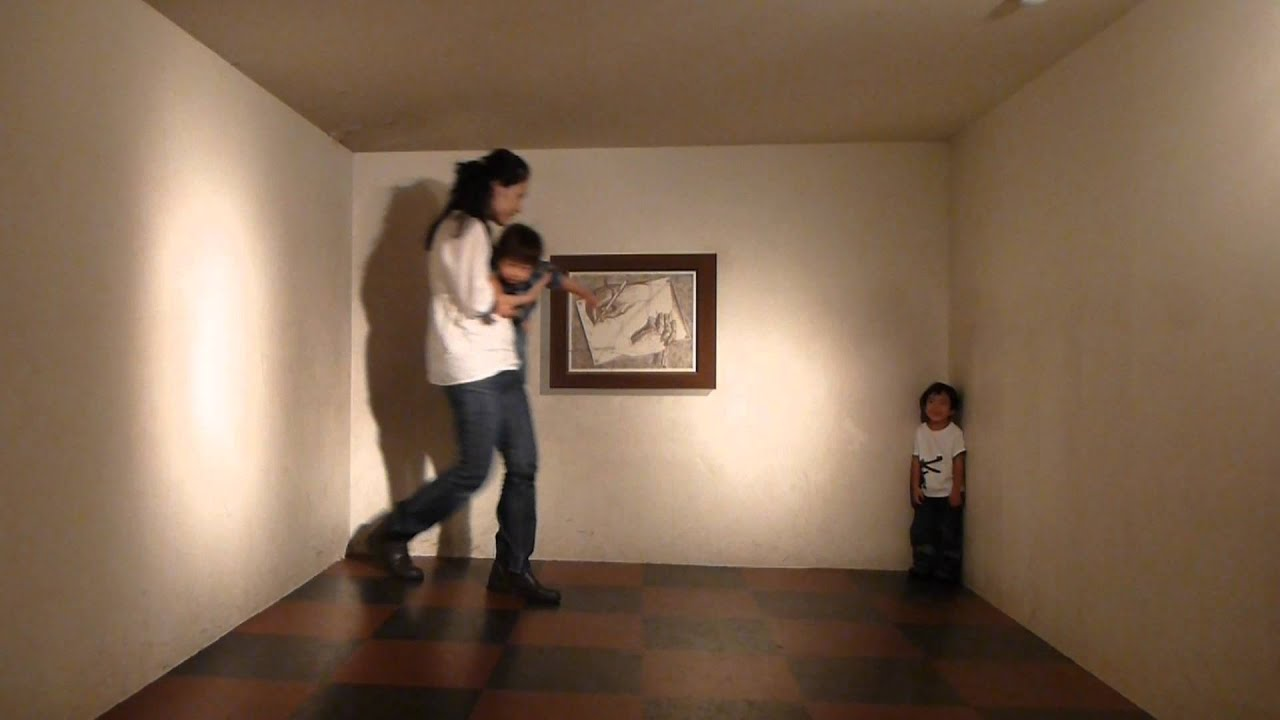How To Make An Ames Room