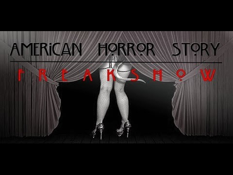 American Horror Story Freak Show Extra Ordinary Artists