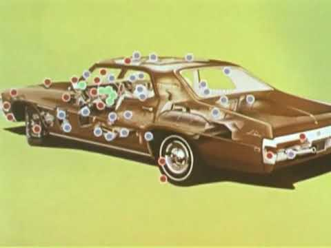 General Motors  1971 Educational Documentary